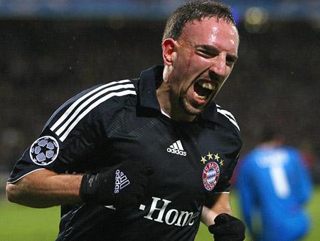 Ribery muốn gia hạn hợp đồng với Bayern Munich