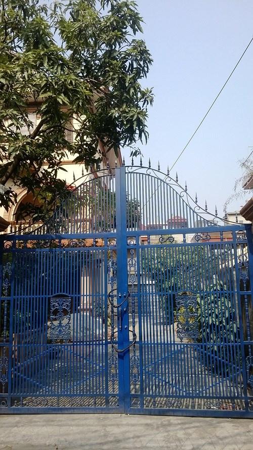 Ngôi nhà số 4/286, đường Điện Biên Phủ (TP Hải Dương) - nơi khởi sự mọi tin đồn.