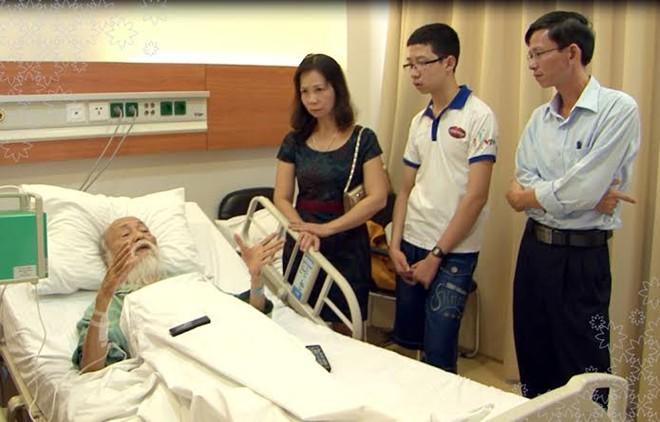 Cuộc gặp gỡ của GS Văn Như Cương và thần đồng Phan Đăng Nhật Minh.