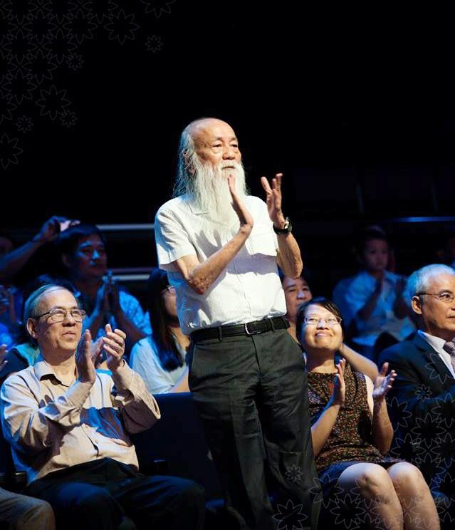 GS Văn Như Cương trong Ban cố vấn cuộc thi Chinh phục.