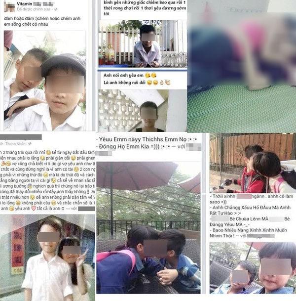Giật mình chuyện 10X xưng vợ chồng, kể yêu đương thắm thiết trên mạng xã hội 1
