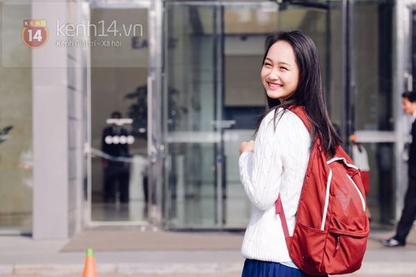 Thủ khoa Chu Văn An xinh như hot girl, sở hữu chiều cao lý tưởng 1m75 5