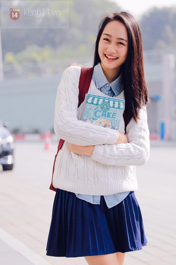 Thủ khoa Chu Văn An xinh như hot girl, sở hữu chiều cao lý tưởng 1m75 2