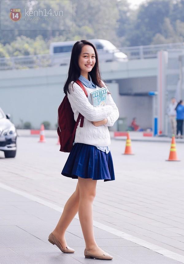 Thủ khoa Chu Văn An xinh như hot girl, sở hữu chiều cao lý tưởng 1m75 6