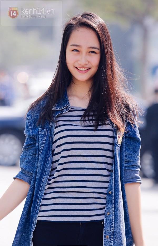 Thủ khoa Chu Văn An xinh như hot girl, sở hữu chiều cao lý tưởng 1m75 9
