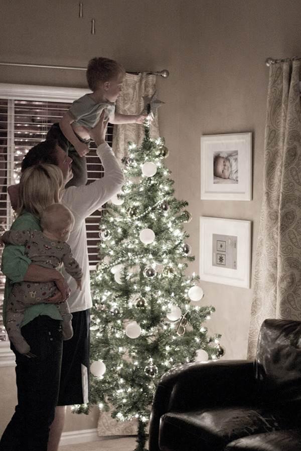 Ngắm những bức ảnh gia đình vui nhộn, hạnh phúc trong mùa
