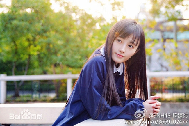 my nu thay the angelababy trong show thuc te an khach la ai? hinh anh 13