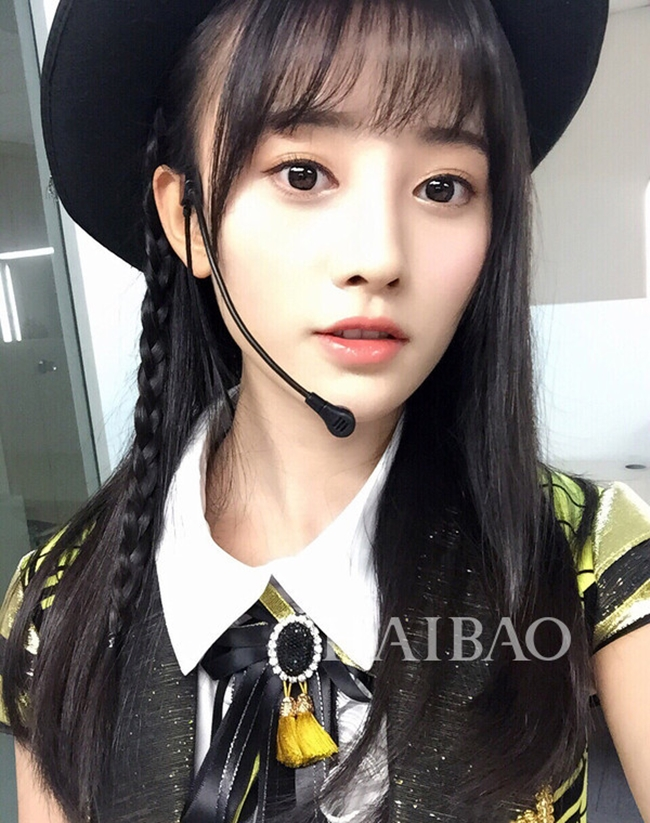 my nu thay the angelababy trong show thuc te an khach la ai? hinh anh 17