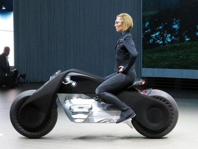can canh xe tu can bang bmw motorrad vision next 100 hinh anh 17