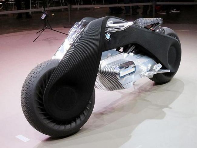 can canh xe tu can bang bmw motorrad vision next 100 hinh anh 5