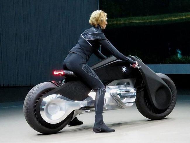 can canh xe tu can bang bmw motorrad vision next 100 hinh anh 16