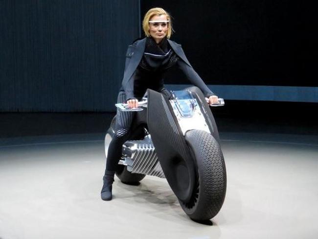 can canh xe tu can bang bmw motorrad vision next 100 hinh anh 13