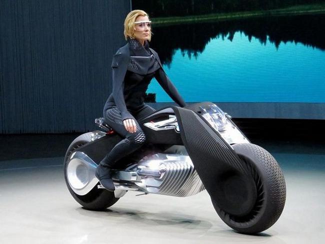 can canh xe tu can bang bmw motorrad vision next 100 hinh anh 15