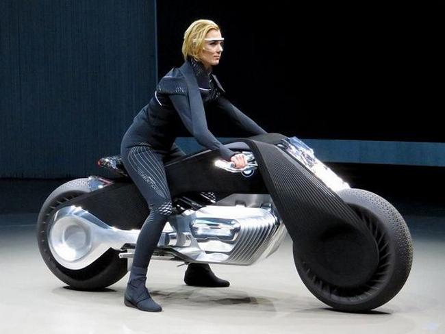 can canh xe tu can bang bmw motorrad vision next 100 hinh anh 18