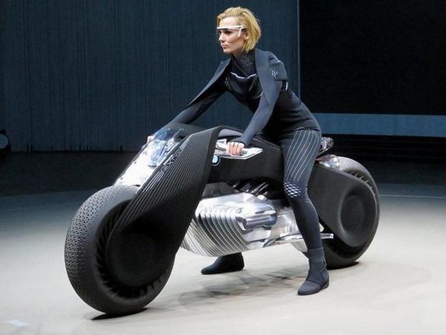 can canh xe tu can bang bmw motorrad vision next 100 hinh anh 12