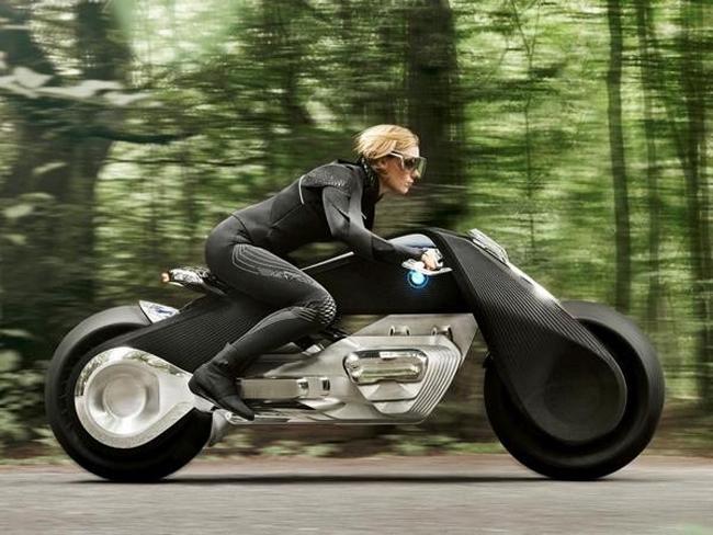 can canh xe tu can bang bmw motorrad vision next 100 hinh anh 6