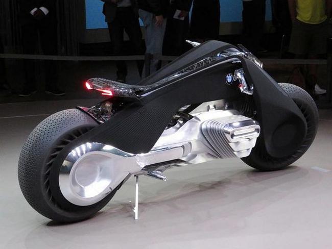 can canh xe tu can bang bmw motorrad vision next 100 hinh anh 4