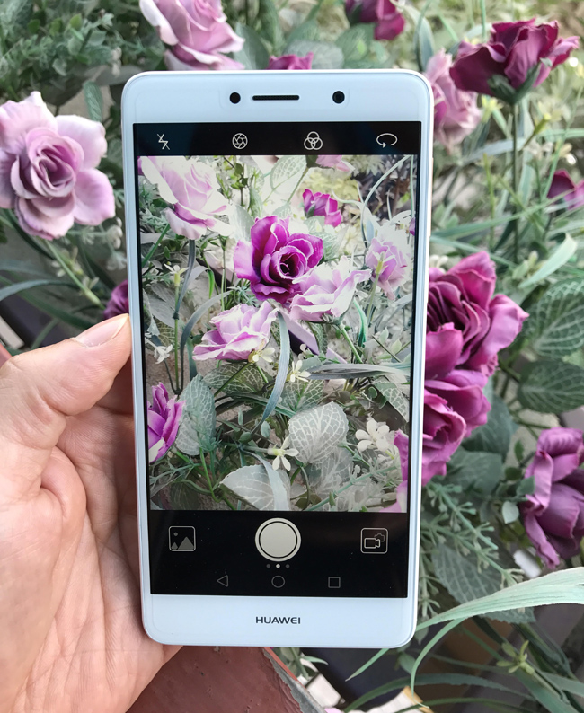 can canh huawei gr5 2017 tich hop camera kep mat sau hinh anh 12