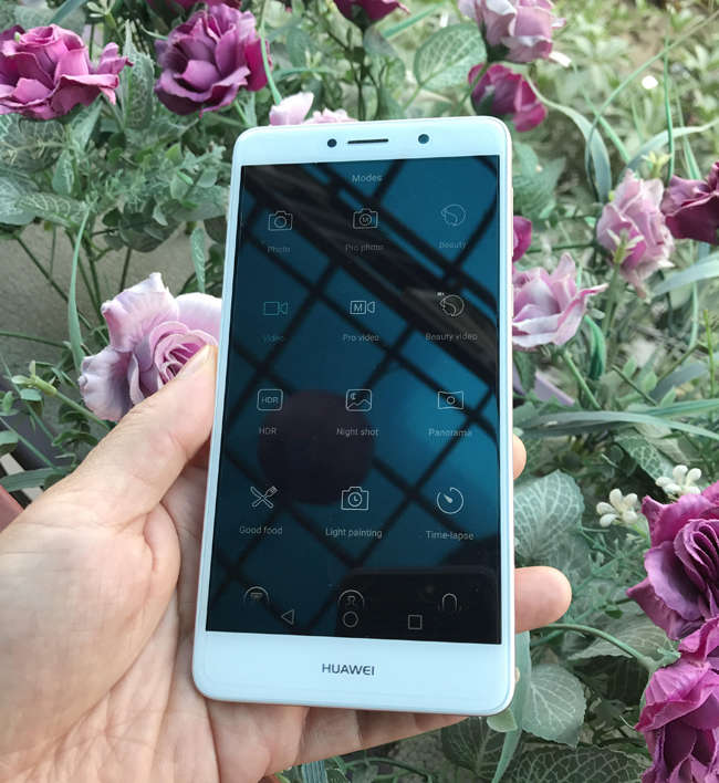 can canh huawei gr5 2017 tich hop camera kep mat sau hinh anh 13