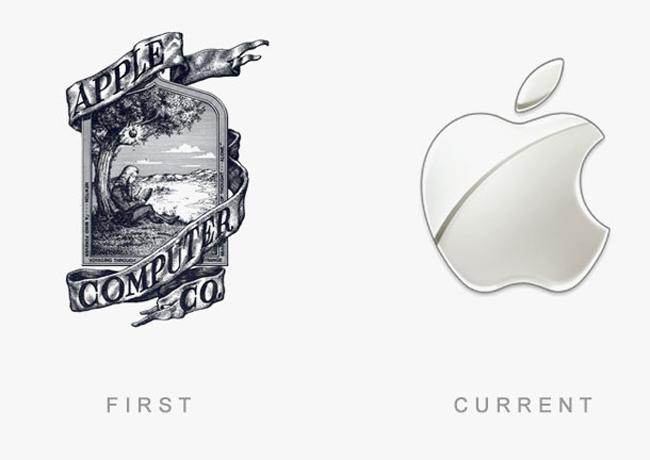 su thay doi logo ngoan muc cua cac thuong hieu danh tieng hinh anh 4