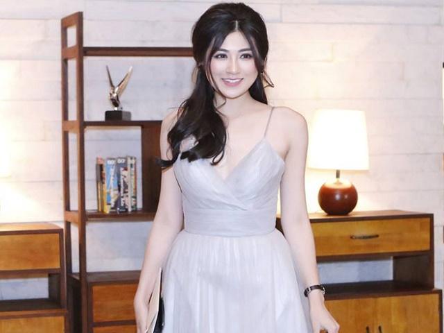 """""""Bạn gái Noo Phước Thịnh"""" mặc gợi cảm nhất đám cưới Thu Thảo"""