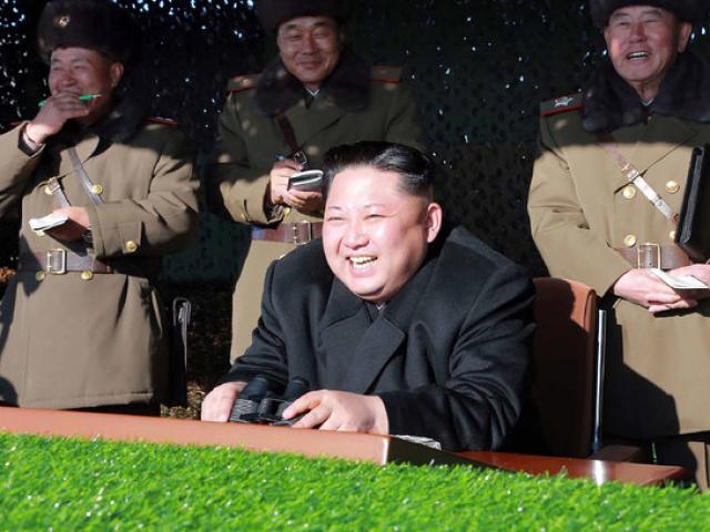 Bãi thử hạt nhân Triều Tiên phút chốc bị phá tan?