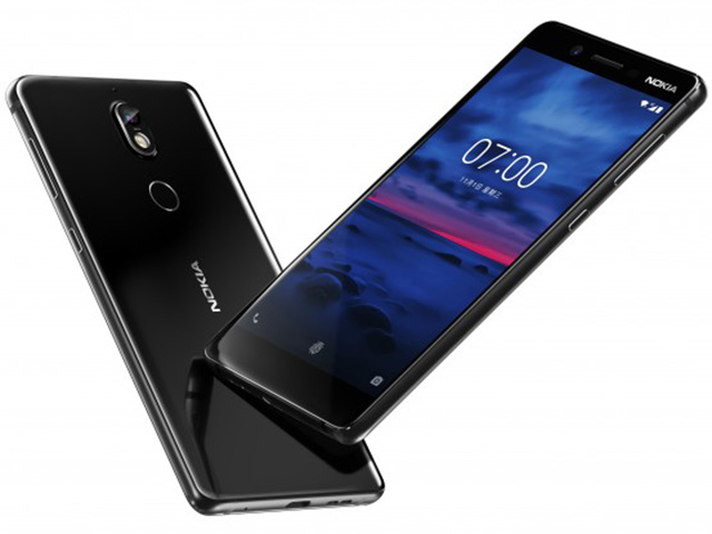 Nokia 7 với kính mặt sau, chip Snapdragon 630 ra mắt tại Trung Quốc