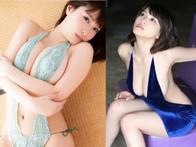 Đàn ông Nhật Bản đều chết mê mỹ nữ thắt đáy lưng ong siêu gợi cảm này