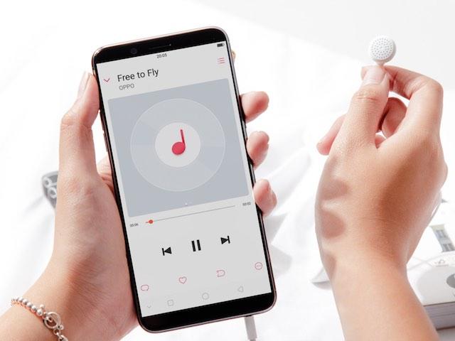Oppo F5 chính thức trình làng: Thiết kế lạ, nhiều công nghệ mới