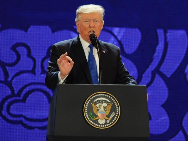 Tổng thống Mỹ Donald Trump nhắc đến Hai Bà Trưng tại diễn đàn CEO Summit