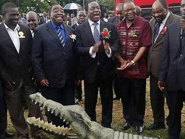 Quá khứ trùm gián điệp của người lật đổ Tổng thống Zimbabwe