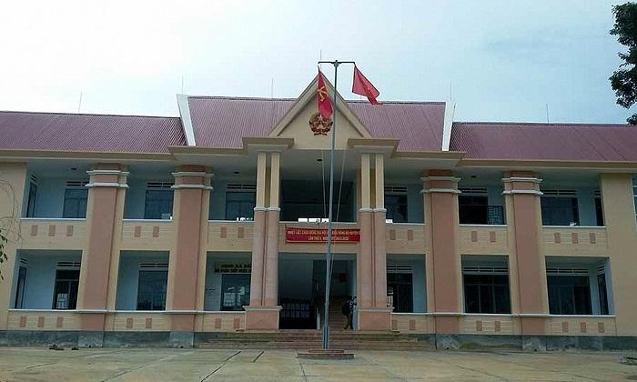 UBND xã Bờ Ngoong, huyện Chư Sê, Gia Lai