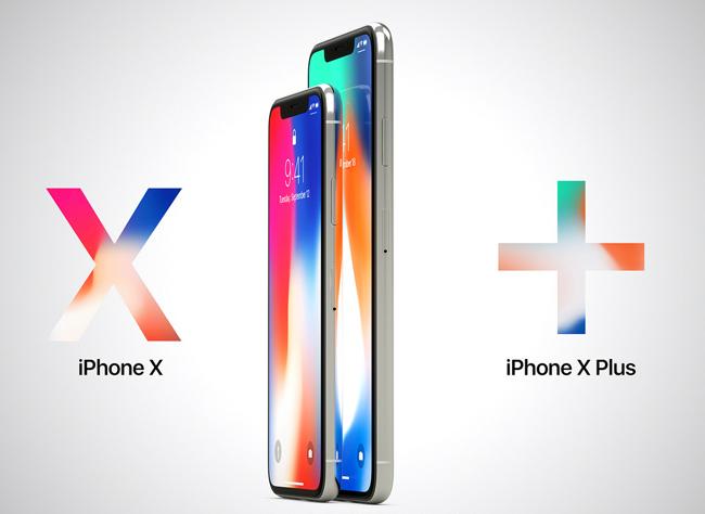 iphone x da dep, nhung iphone x plus con dep hon hinh anh 6