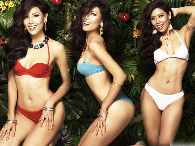 Nguyễn Thị Loan trượt top 16 Hoa hậu Hoàn vũ 2017