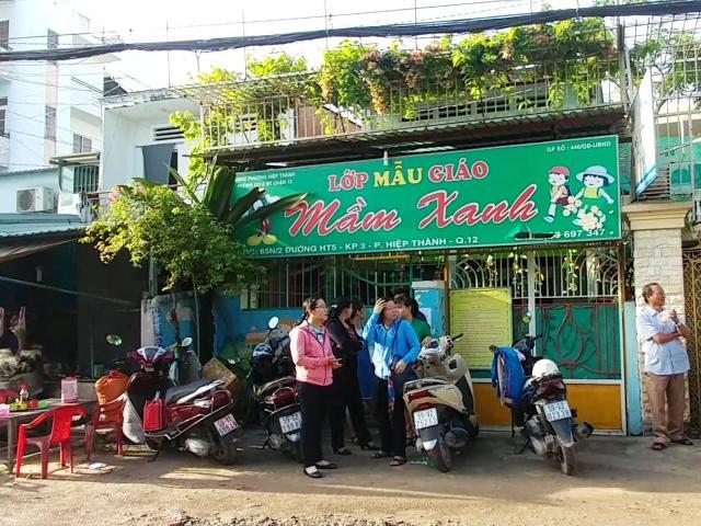 TP.HCM họp báo vụ bảo mẫu hành hạ trẻ em ở trường mầm non Mầm Xanh