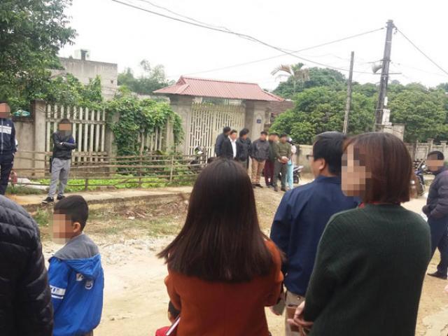 Xác định nghi phạm bắt cóc, sát hại bé gái 20 ngày tuổi ở Thanh Hóa