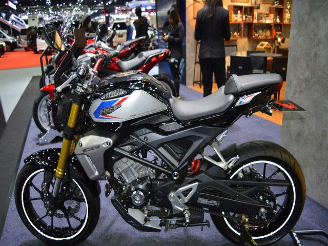 Honda CB150R ExMotion tái xuất với phiên bản mới