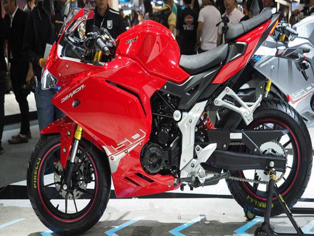 SỐC: Môtô đẹp như siêu xe Ducati giá chỉ 44,4 triệu đồng