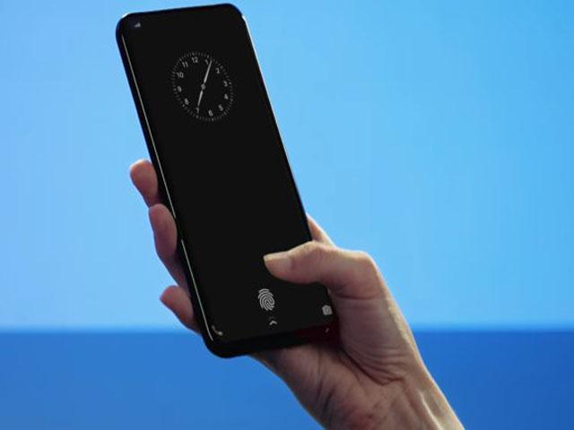 """Galaxy S9 có thể bị """"smartphone lạ"""" cướp cảm biến vân tay trên màn hình"""