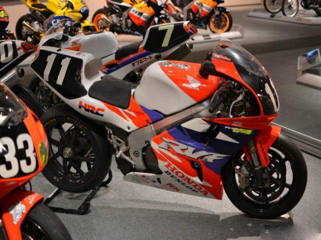 Những mẫu xe đua Honda vang danh thiên hạ (P3)