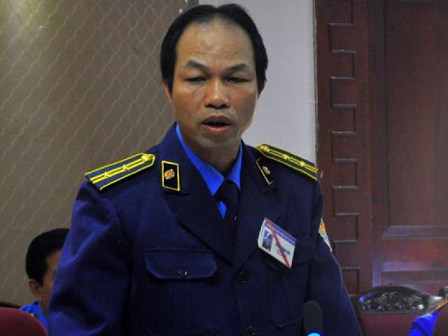 """Công an điều tra vụ Chánh thanh tra Sở GTVT Hà Nội bị tố """"bảo kê"""""""