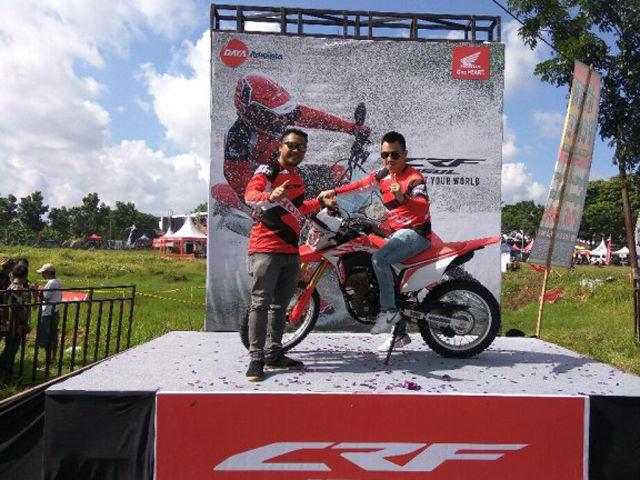 """Honda CRF150L mới """"công phá"""" thị trường Đông Nam Á"""