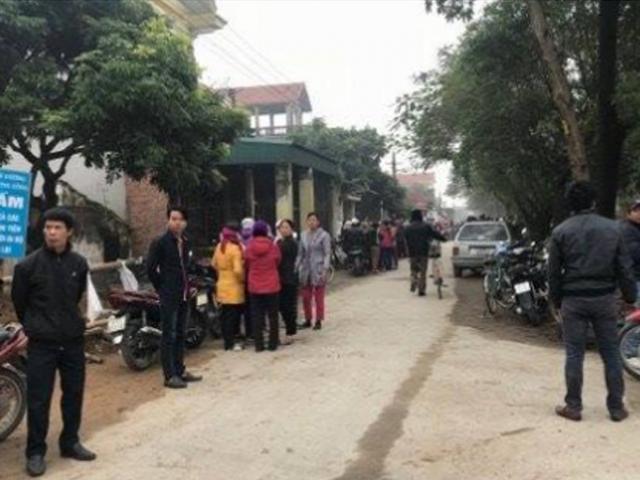 Nóng: Vợ và 2 con tử vong, chồng gọi điện cho cán bộ thôn thú tội