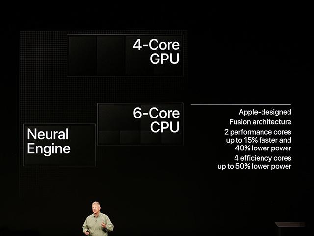 """Vì sao A12 Bionic xem Snapdragon 845 của Qualcomm chỉ là """"con tép""""?"""