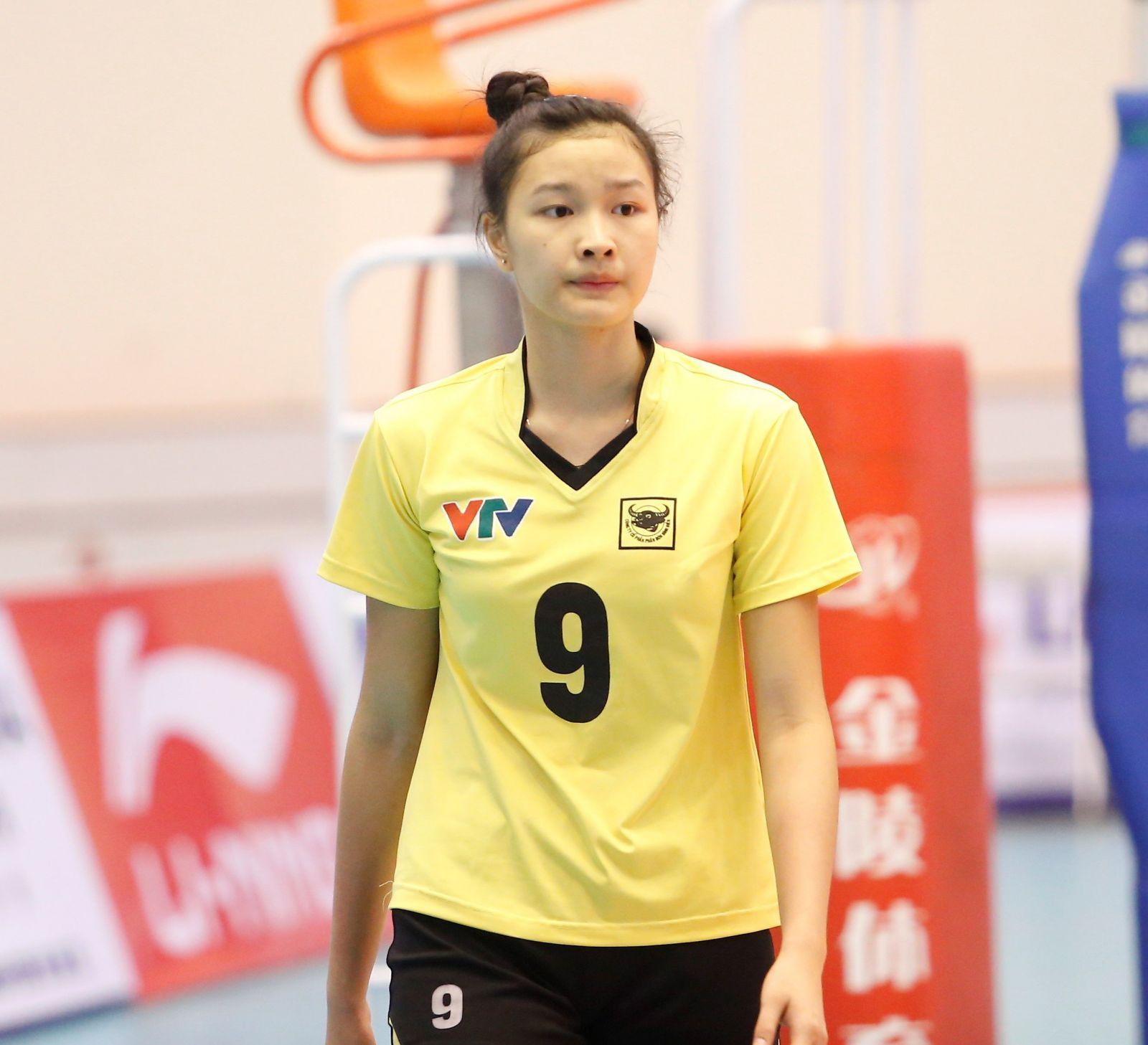 Cặp chị em bóng chuyền Việt Nam: Sắc nước hương trời, tài năng thiên phú - Ảnh 14.