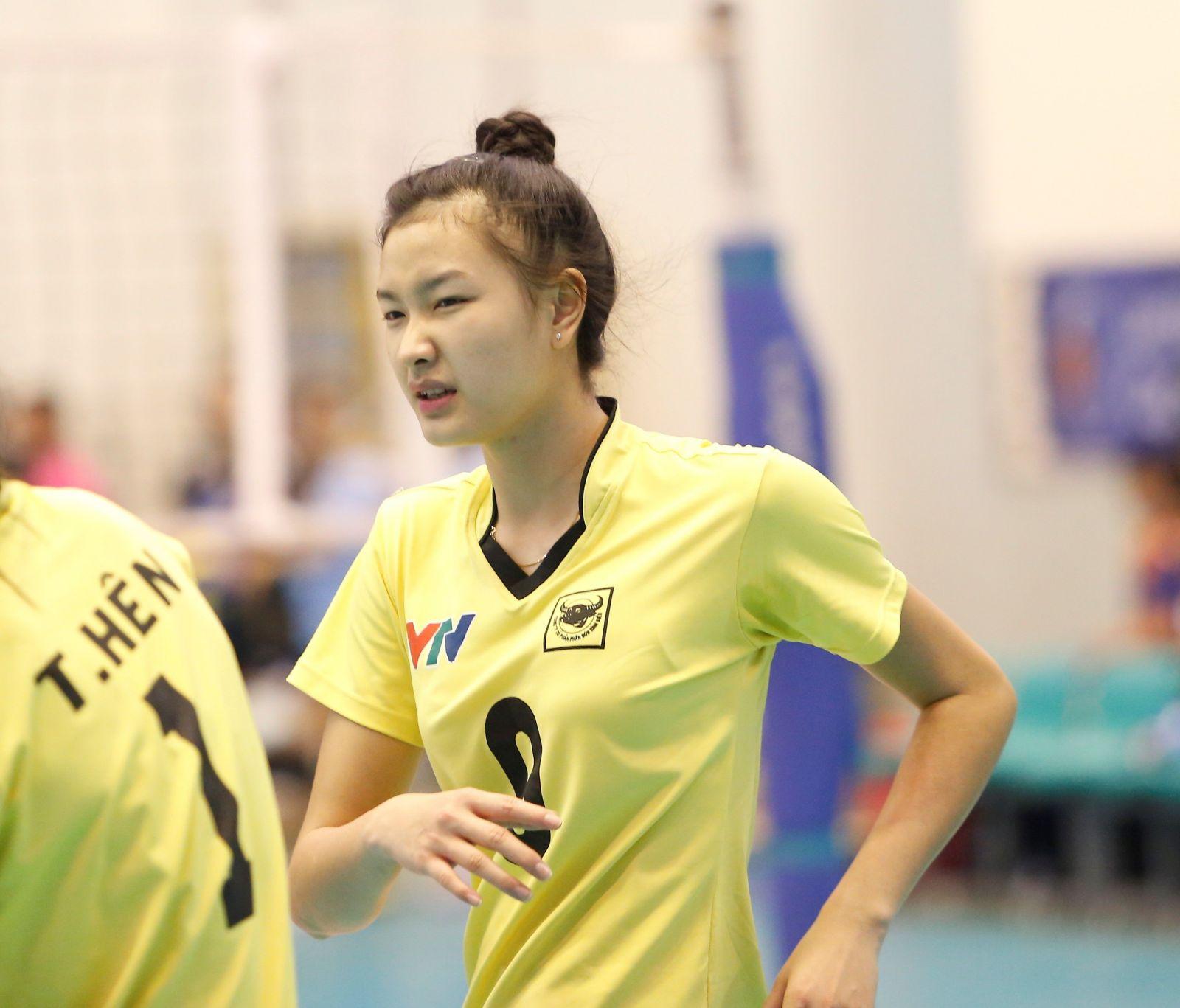 Cặp chị em bóng chuyền Việt Nam: Sắc nước hương trời, tài năng thiên phú - Ảnh 16.