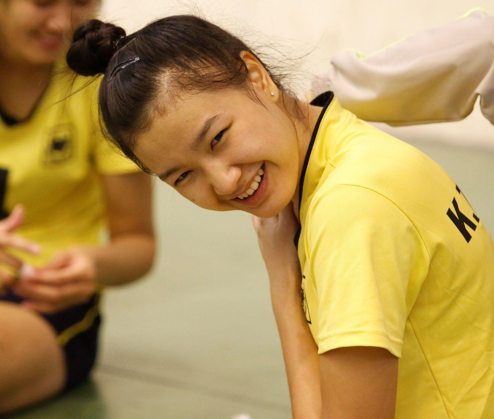 Cặp chị em bóng chuyền Việt Nam: Sắc nước hương trời, tài năng thiên phú - Ảnh 17.