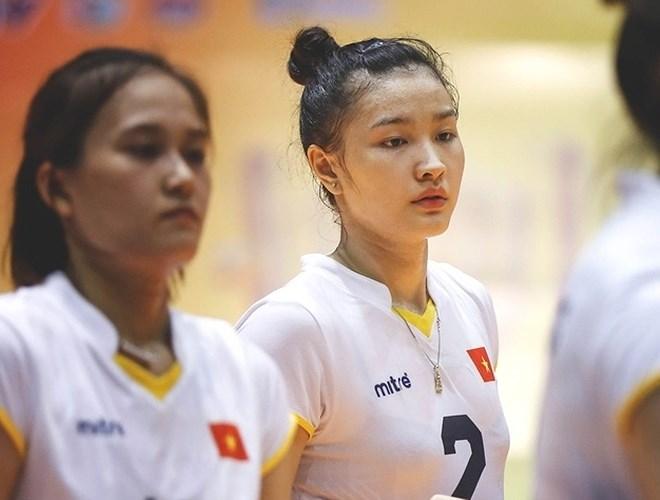 Cặp chị em bóng chuyền Việt Nam: Sắc nước hương trời, tài năng thiên phú - Ảnh 18.
