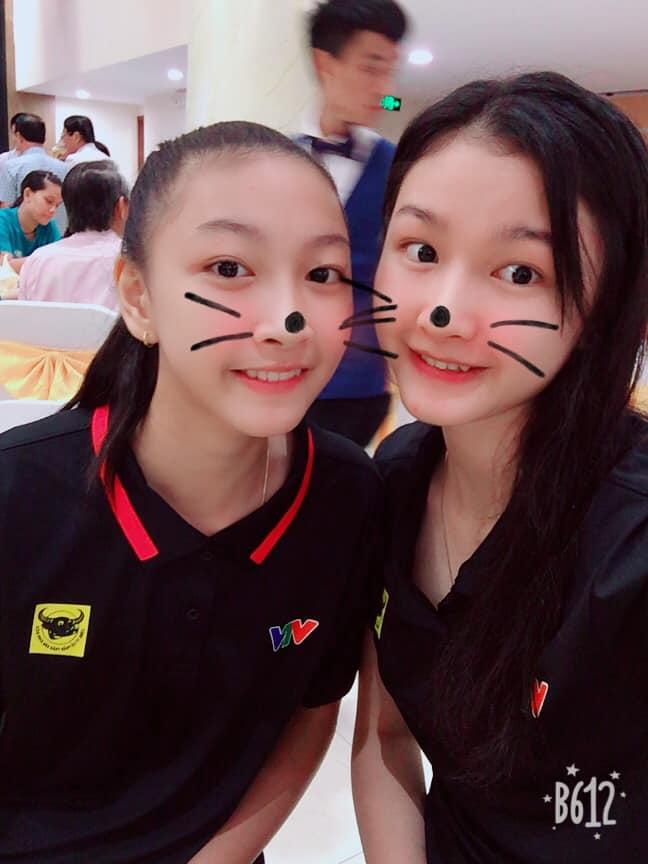 Cặp chị em bóng chuyền Việt Nam: Sắc nước hương trời, tài năng thiên phú - Ảnh 11.