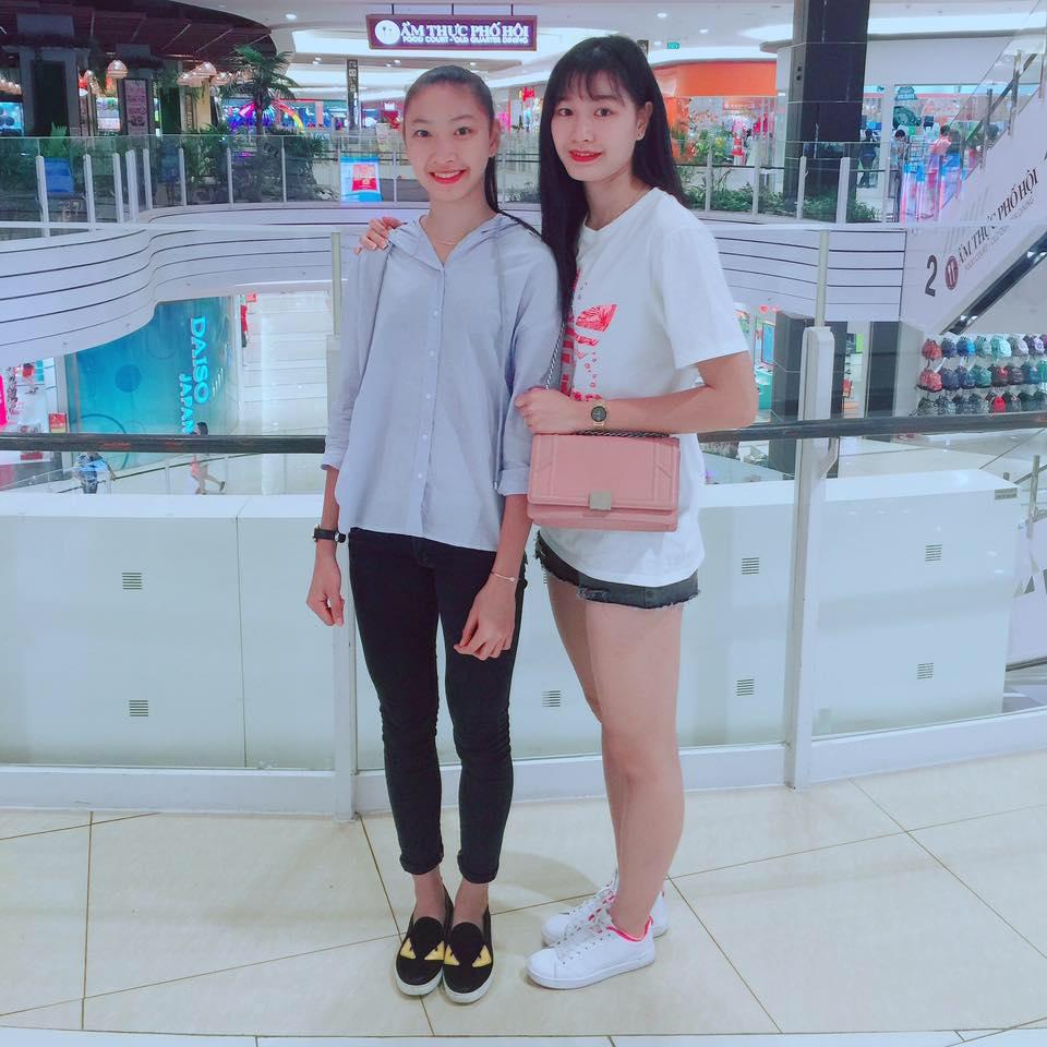 Cặp chị em bóng chuyền Việt Nam: Sắc nước hương trời, tài năng thiên phú - Ảnh 12.